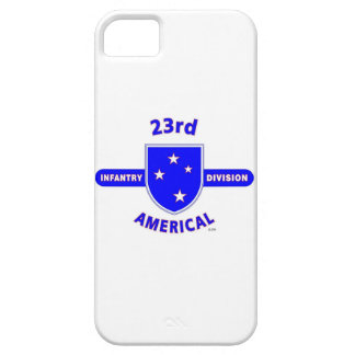 "23RD INFANTRY DIVISION ""AMERICAL"" PRODUCTS iPhone 5 COVER"