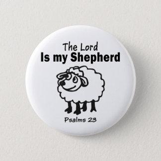 23rd Psalm Button
