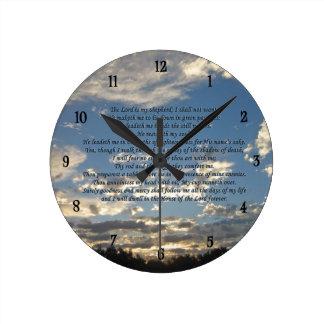 23rd Psalm Clocks