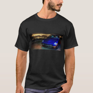 240z above Los Angeles T-Shirt