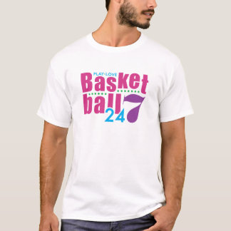24/7 Basketball T-Shirt