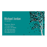 $24.95 Falling Leaves Business Cards