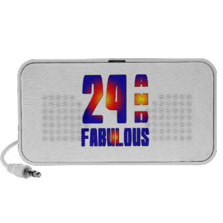 24 And Fabulous Portable Speakers