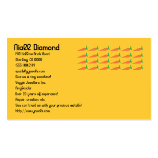 24-Carrot gold business card