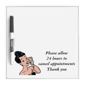 24 hour cancellation wipe board dry erase boards