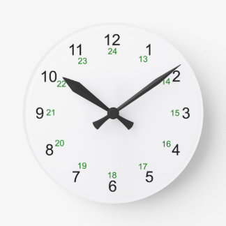 24-Hour clock