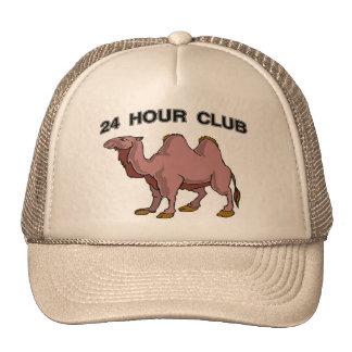24 HOUR CLUB CAP