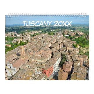 24 month Tuscany Calendar