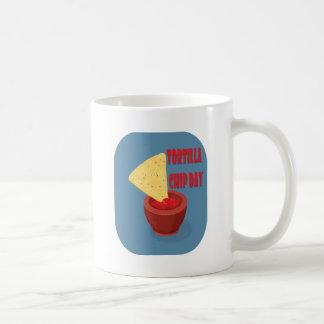 24th February Tortilla Chip Day - Appreciation Day Coffee Mug