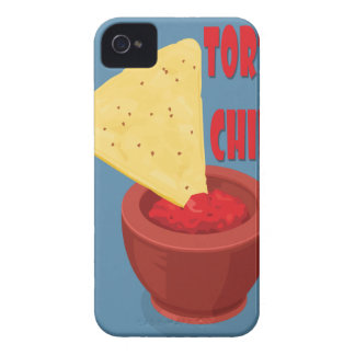 24th February Tortilla Chip Day - Appreciation Day iPhone 4 Cover
