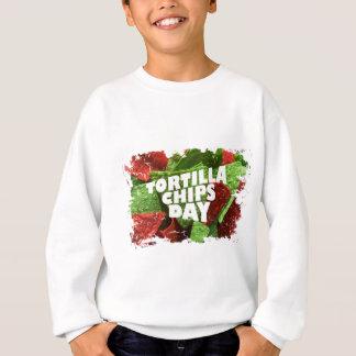 24th February - Tortilla Chip Day Sweatshirt