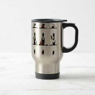 24th February - World Bartender Day Travel Mug