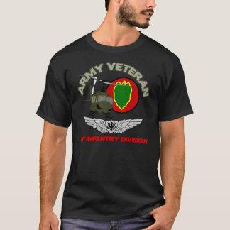 24th ID Huey w/ Wings T-Shirt