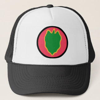 24th Infantry Division Trucker Hat