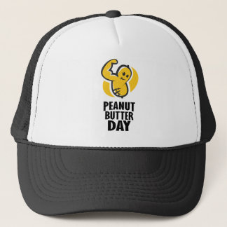 24th January - Peanut Butter Day Trucker Hat