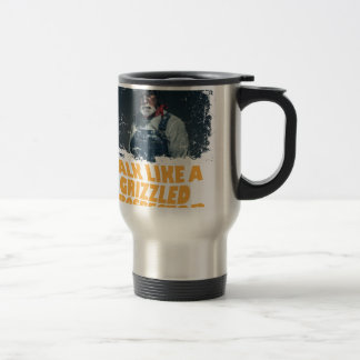 24th January - Talk Like A Grizzled Prospector Day Travel Mug