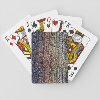 24th Pattern; Abstraction Playing Cards