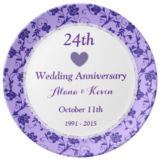 Wedding Anniversary Gifts 24th Year : 24th wedding anniversary gifts for her
