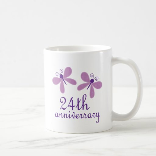 24 Wedding Anniversary Gift: T-Shirts, Art, Posters & Other