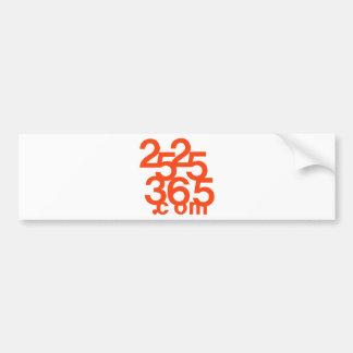 2525365.com bumper stickers
