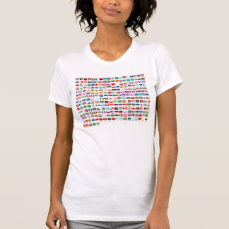 257 countrys T-Shirt
