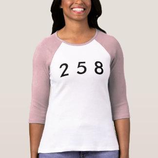 258 shirt ASL