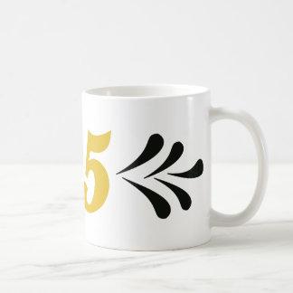 25 anniversary coffee mugs