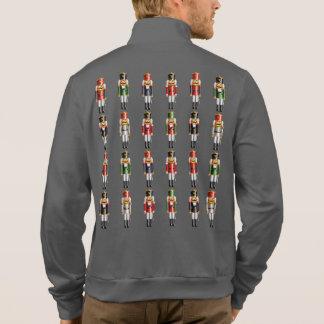 25 Colorful Christmas Nutcracker Toys Jacket