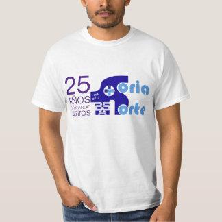 25 NORTH SORIA ANNIVERSARY SHIRTS