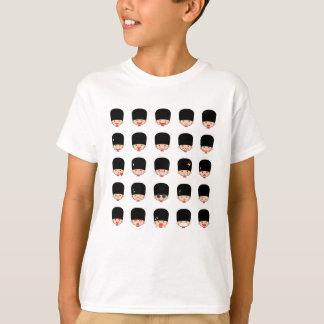 25 Royal Guard Emojis T-Shirt