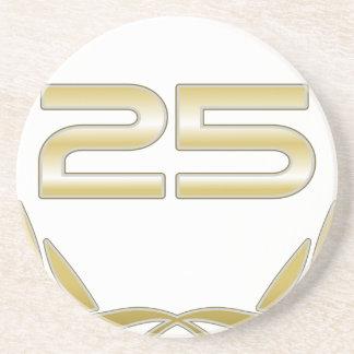 25 Years Coaster