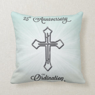 25th Anniversary of Ordination, Pillow
