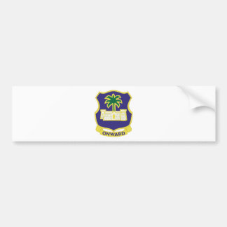 25th Armored Infantry Battalion Bumper Sticker