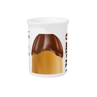 25th February - Chocolate-Covered Peanuts Day Pitcher