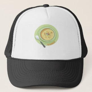 25th February Clam Chowder Day - Appreciation Day Trucker Hat