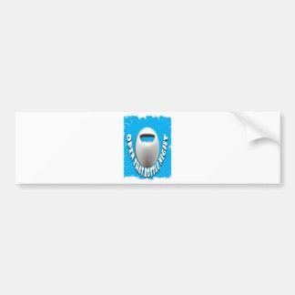 25th February - Open That Bottle Night Bumper Sticker