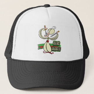 25th February - World Sword Swallower's Day Trucker Hat