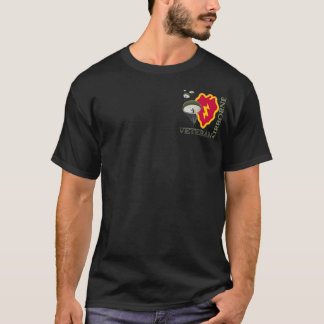 25th ID Airborne Veteran T-Shirt