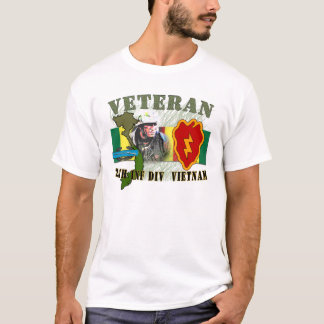25th Inf Div - Vietnam T-Shirt