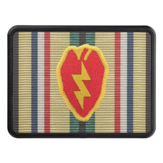 25th Infantry Div. Desert Storm Ribbon Hitch Cover