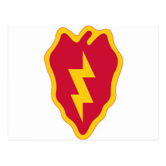 25th Infantry Division Post Cards