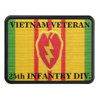 25th Infantry Division VSM Ribbon Hitch Cover