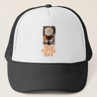 25th January - Irish Coffee Day Trucker Hat