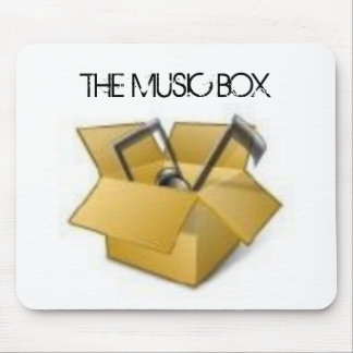 2635309384, THE MUSIC BOX MOUSE PAD