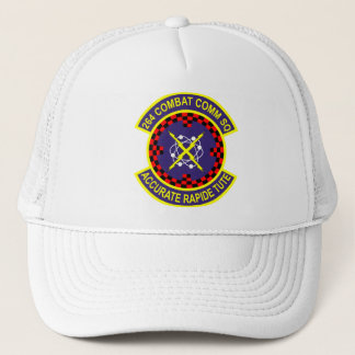 264th Combat Communications Squadron Trucker Hat