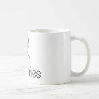 26.219 miles marathon distance coffee mug
