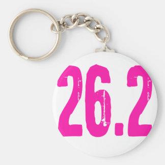 26.2 BASIC ROUND BUTTON KEY RING