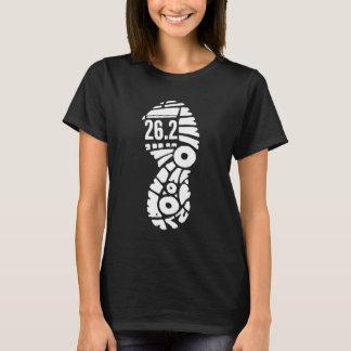 26.2 full marathon funny womens tshirt