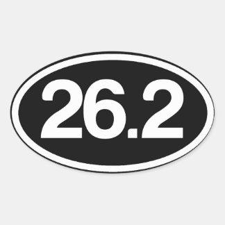 26.2 Full Marathon Sticker
