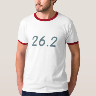 26.2 Running Life Lessons T-Shirt